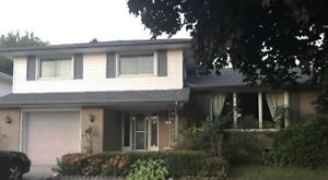 3 bedroom house, large, clean and bright