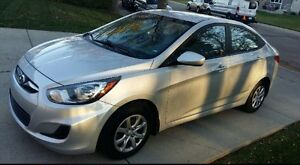 2013 Hyundai Accent Sedan $10,900