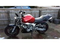 Yamaha FZ6 600cc, 2004, 35800 miles MOT June 2019, clean and tidy, £1850 ono