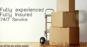 MOVE QUICK Removalist ( we move you now) Adelaide CBD Adelaide City Preview