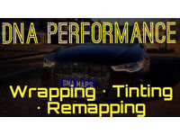 DNA Performance - Ilford Car Window Tinting , Wrapping , Alloy Refurbs , Xenon HID , Remaps and More