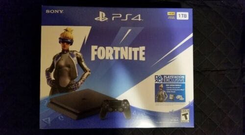 Ps4 Slim Fortnite Bundle Used With Extra Games - $240.00