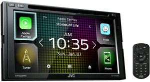 JVC KW-V940BW Wireless Apple and Android Auto