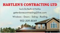 Siding Labourer & Window Installers