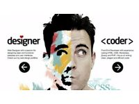 Freelance Web Designer / Graphic Designer / Business cards, Catalogues, Posters, Leaflets, billboard