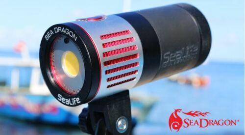 SeaLife Sea Dragon 4500 Pro Underwater Scuba Dive Photo/Video Light SL675
