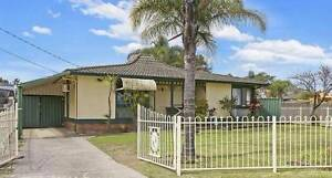FOUR BEDROOM PERFECTION!! Hebersham Blacktown Area Preview