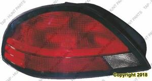 Tail Lamp Driver Side Gt High Quality PONTIAC GRAND AM 1995-2005