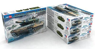 Hobby Boss 3482402 Leopard 2 A5 1:35 Panzer Kampfpanzer Modell Bausatz Modellbau
