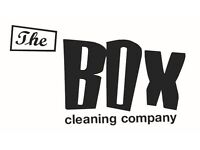 COMMERCIAL/CONSTRUSTION CLEANERS NEEDED