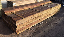 🌳Pressure Treated Wooden/Timber Posts ~ 75 X 125 X 3000MM
