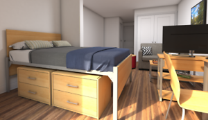 CALLING ALL STUDENTS - LUXURY FURNISHED RENTALS IN NEW WEST!