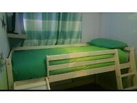 Mid sleeper children's bed