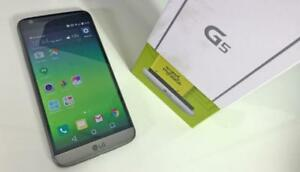 Brand new lg g5 10/10 condition