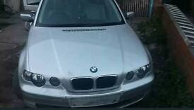 Bmw 316 compact slight mods