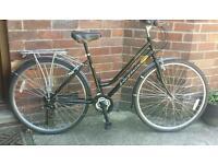 City classic bike