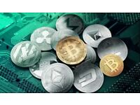 INVEST your spare money in Crypto Currency, including Bitcoin (BTC), Ethereum (ETC) and Ripple (XRP)