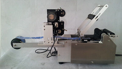 Round Bottle Labeler Machine With Coder Date Printing Labeling Machine10150mm