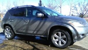 06 Murano AWD in Great Shape, Htd Seats, Backup Cam, Only 150 km