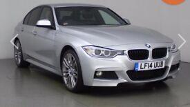 BMW 320d M sport x drive 2014