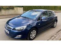 2010 Vauxhall Astra 1.4 5dr ( 12 months mot + Serviced)