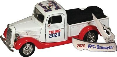Frost Cutlery Keep on Trumpin on Roof 1937 Ford Truck Knife Trump 2020 Gift SET