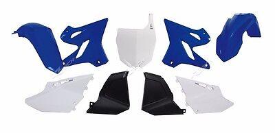 Rtech 02-14 Yamaha YZ 125 250 Update Restyle Plastic Kit BLUE