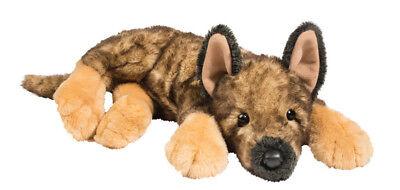 Shepherd Stuffed Dog (Douglas MYA GERMAN SHEPHERD Plush Dog Toy 13