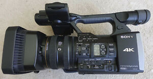 Sony FDR-AX1 Pro 4K Camcorder