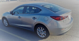 Well maintained local 2014 Mazda 3 GS Skyactiv