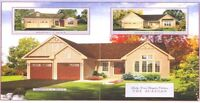 Custom build your dream home in New Lowell!