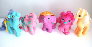 Vintage 1980's G1 My Little Pony- Lot of  5 Animal Friends Oakville / Halton Region Toronto (GTA) image 1