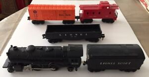 Antique 1950s Lionel Train Set 027 Gauge (102 pieces)