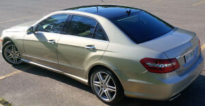 2010 Mercedes-Benz E350 4 MATIC (AWD) NEW PRICE!!!!!!