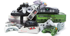 Sell Me Your Games! I Buy anything New or Old $$$ Nintendo, Sega