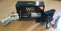 *URGENT MUST SELL* Nintendo Wii Console Black