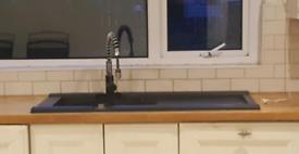 Inset Kitchen sink