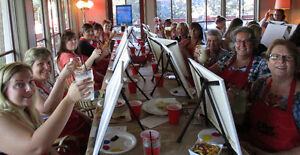 $20 OFF PAINT PARTY AT THE MILL, COBOURG Peterborough Peterborough Area image 8