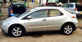 Honda Civic 2.2i-CTDi SE DIESAL! ONE OWNER!!! FULL HISTORY!!!