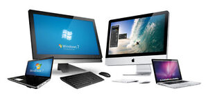 Windows & MAC Repairs