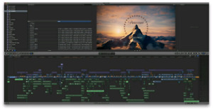 Apple account w/ FCPX and Motion 5 etc
