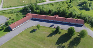 Downeast Motel - 4212 Hwy 1 Windsor - Annapolis Valley - Martock