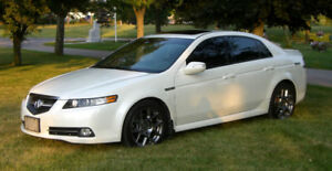 2007 Acura TL TYPE-S Sedan, Fully Loaded, NAV, 286HP, CERTIFIED