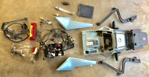 1986 BMW K75C PARTS CLEAROUT
