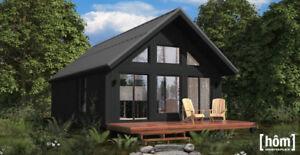 Prefab Cottages!
