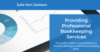 Professional Bookkeeper / Bookkeeping Services