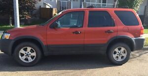 2007 Ford Escape XLT Crossover