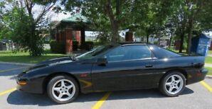 Chevrolet Camaro 1996 Z28 SS originale
