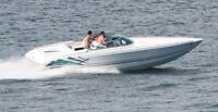 Exceptional performance boat 312 Formula Fastech and trailer