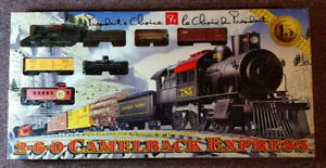 Vintage President's Choice Camelback Express Train Set